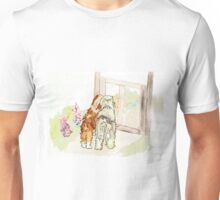 Waiting For Daddy Unisex T-Shirt