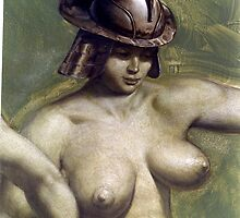 Three Graces - detail by Neil Moore