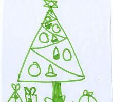 Christmas Tree by KaraMarlie