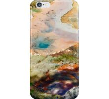 Paint Pot Palette iPhone Case/Skin