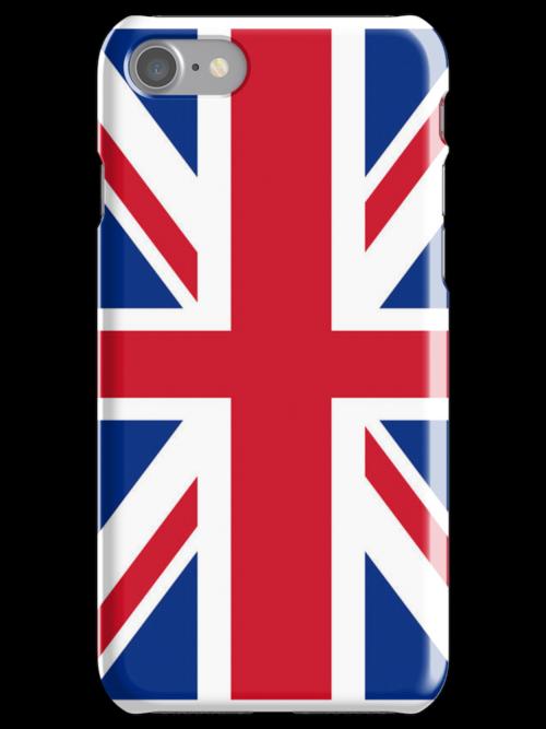 UK Flag by SOIL