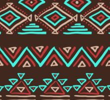 geometric seamless patterns.  Sticker