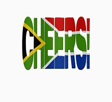 South African Cheers + flag Unisex T-Shirt