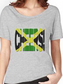 Jamaican flag Women's Relaxed Fit T-Shirt
