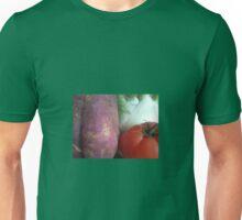 Vegetable Shapes Unisex T-Shirt