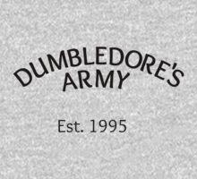 Harry Potter - Dumbledore's Army Print Kids Clothes