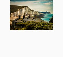 The Coast Guard Cottages And The Seven Sisters T-Shirt