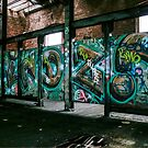 Abandoned Tooth & Co Brewery  by Adara Rosalie