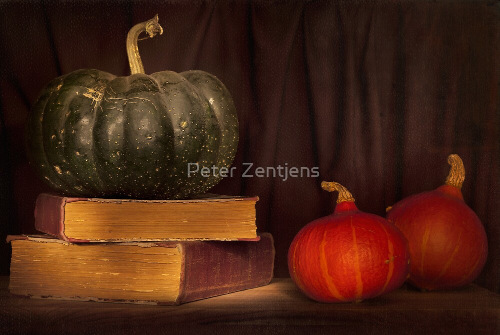 Autumn prose by Peter Zentjens