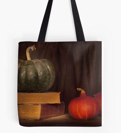 Autumn prose Tote Bag