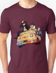 Lupin and the Gang T-Shirt