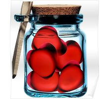 Jar Of Hearts Poster