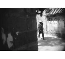 Dali Streetcorner Photographic Print