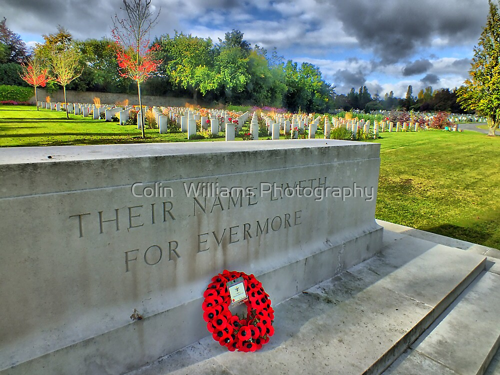 Their Name Liveth For Evermore - HDR by Colin  Williams Photography