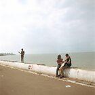 Lost on the boardwalk by Giles Freeman
