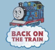 Back on the Train by John Manicke