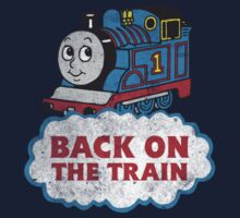 Back on the Train One Piece - Long Sleeve