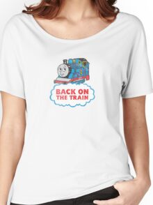 Back on the Train Women's Relaxed Fit T-Shirt