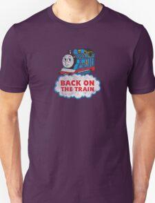 Back on the Train Unisex T-Shirt