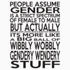 Gendery Wendery Stuff by GatewayLesbian