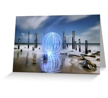 Port Willunga Orb Greeting Card