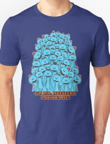 Mr. Meeseeks - Rick and Morty T-Shirt