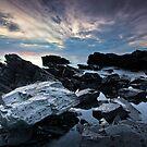 Godfreys Beach (ii), Stanley, Tasmania by Matthew Stewart