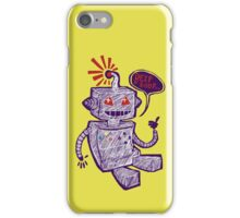 Beep Boop! iPhone Case/Skin