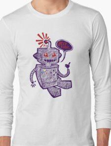 Beep Boop! Long Sleeve T-Shirt
