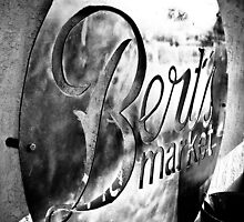 "Bert's Market       ""We may doze, but we never close"" by keeganspera"