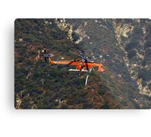 Helicopter 732 Metal Print