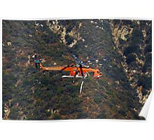 Helicopter 732 Poster