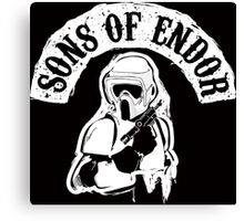 Sons Of Endor Canvas Print
