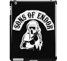 Sons Of Endor iPad Case/Skin