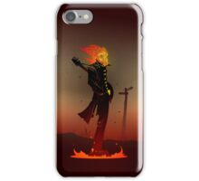 Meet me at the Crossroads and I'll make you a deal... iPhone Case/Skin
