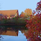 chapel's reflection  by ANNABEL   S. ALENTON
