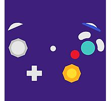 GameCube Controller Photographic Print