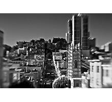 Vallejo Street Photographic Print
