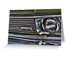 "Chrysler ""New Yorker"" Greeting Card"