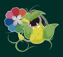 Rainbow Badge Victreebel by lomm