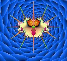 Qalyub Bug on Blue by Objowl