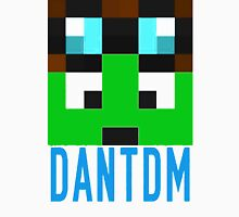 DanTDM Face Mine Youtube Gamer Craft T-Shirt