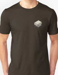 The Original Apple Laserwriter (on your breast) T-Shirt