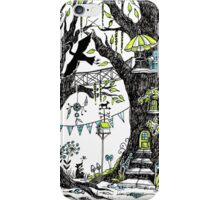 Tree house stories iPhone Case/Skin