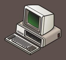 IBM PC 5150 (on your breast) by Zern Liew