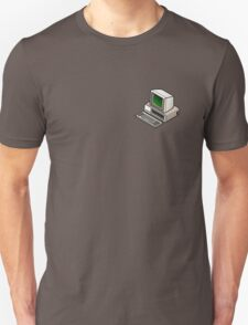 IBM PC 5150 (on your breast) Unisex T-Shirt