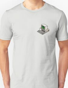 IBM PC 5150 (on your breast) T-Shirt