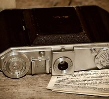 Old Camera by franceslewis