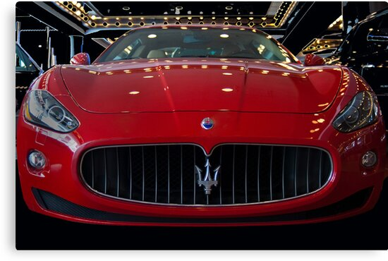 Maserati  by Phil Campus