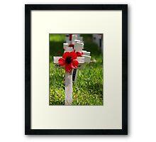 11:11 11/11/11 Framed Print